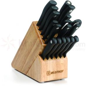 Wusthof Silverpoint II 18 Piece Knife Block Set