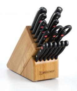 Wusthof Gourmet 18 Piece Block Set