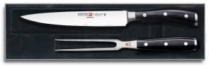 Wusthof Classic Ikon 2 Piece Carving Set