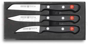 Wusthof Gourmet 3 Piece Paring Set