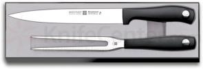 Wusthof Silverpoint II Two Piece Carving Set