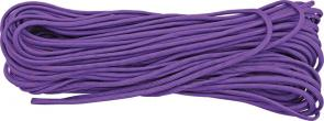 550 Paracord, Purple, Nylon Braided, 100 Feet