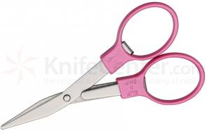 Slip-N-Snip The Original Folding Scissors, Pink