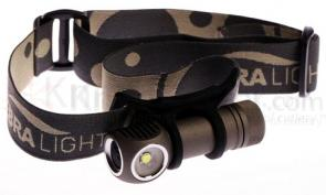 ZebraLight H502C AA Flood Headlamp, LUXEON Rebel Neutral White LED, 142 Max Lumens