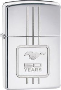 Zippo Ford 50 Years Classic